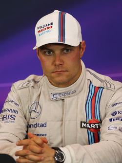 FIA-Pressekonferenz: Valtteri Bottas, Williams