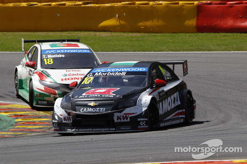 Gianni Morbidelli, Chevrolet RML Cruze TC1, ALL-INKL.COM Munnich Motorsport
