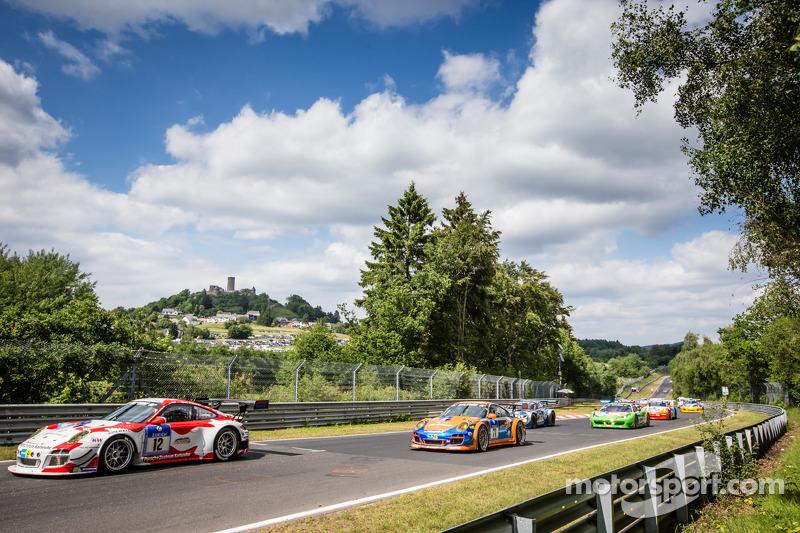Via: #12 Manthey-Racing Porsche 997 GT3 R: Otto Klohs, Sebastian Asch, Harald Schlotter, Jens Richte