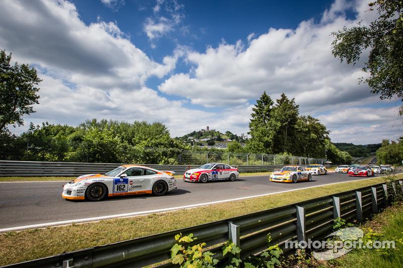 Via: #162 Prosport Performance Porsche 991: Georg Richardson, Charlie Putman, Charles Espenlaub, Shelby Blackstock