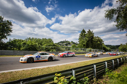 Start: #162 Prosport Performance Porsche 991: Georg Richardson, Charlie Putman, Charles Espenlaub, Shelby Blackstock