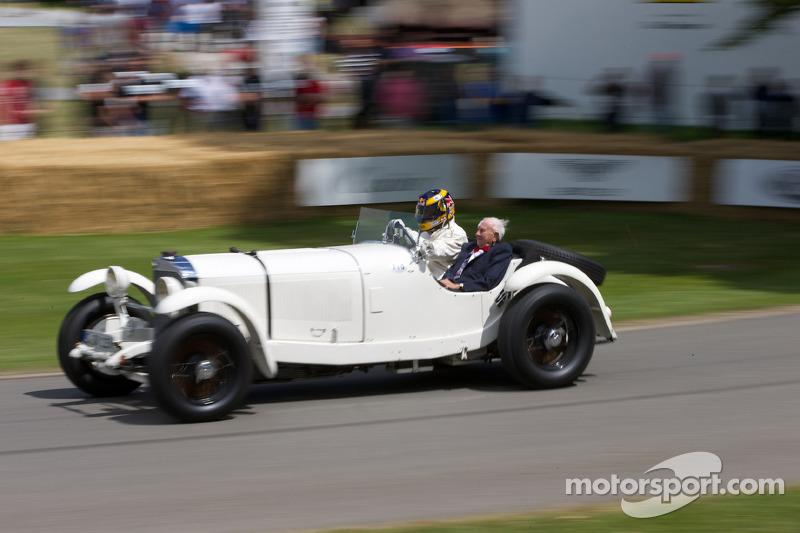 1928 Mercedes Benz SSK - Karl Wendlinger