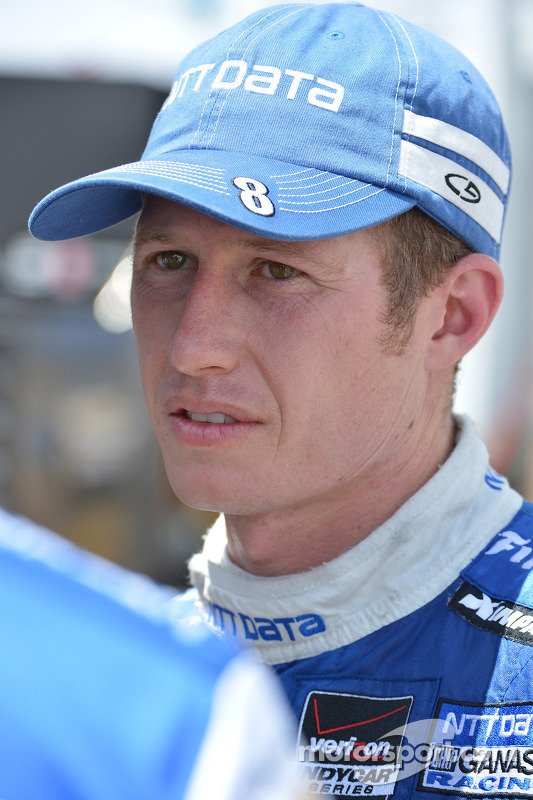 Ryan Briscoe, Chip Ganassi Racing Chevrolet