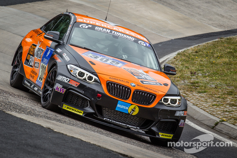 #309 Adrenalin Motorsport 宝马 M235i Racing: Guido Wirtz, Christopher Rink, Oleg Kvitka