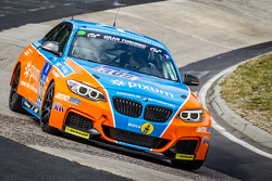 #308 Adrenalin Motorsport 宝马 M235i Racing: Daniel Zils, Norbert Fischer, Uwe Ebertz, Timo Schupp