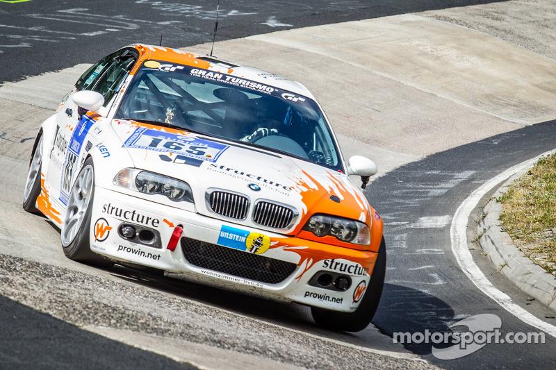 #165 BMW M3: Csaba Walter, Adrienn Walterné Dancso, Zoltan Bessenyey