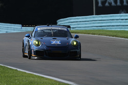 #23 #23 Team Seattle/Alex Job Racing 保时捷 911 GT America: 伊恩·詹姆斯, 马里奥·法恩巴赫