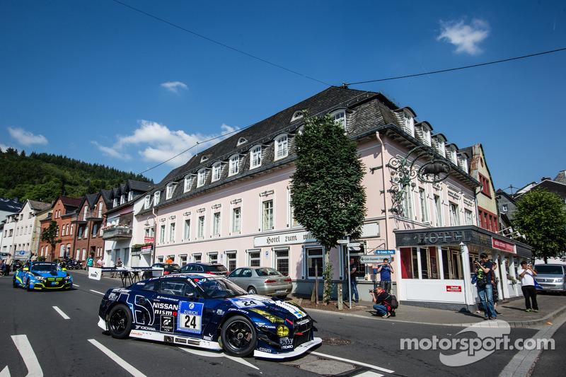 #24 Schulze Motorsport Nissan GT-R Nismo GT3