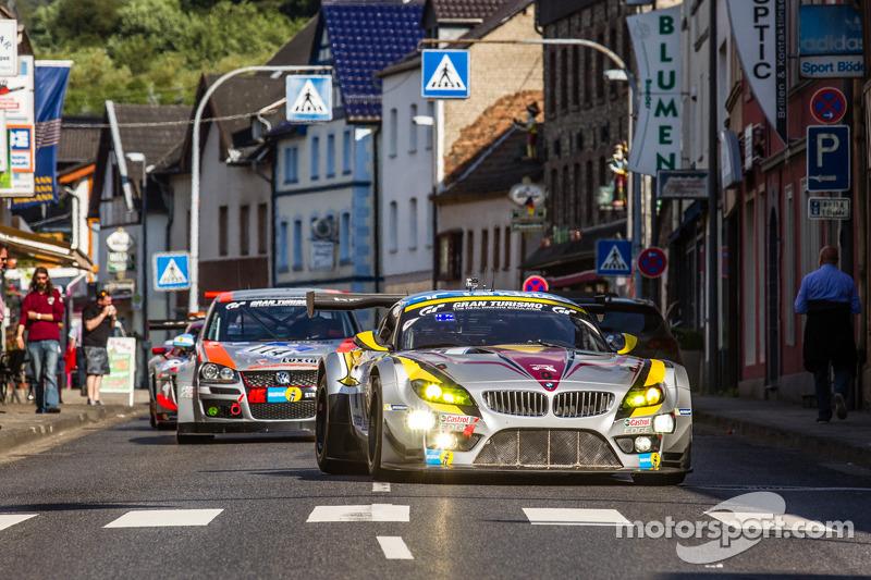 #25 Marc VDS Racing BMW Z4 GT3