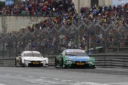 Augusto Farfus, RBM BMW M34 DTM del equipo BMW y Martin Tomczyk, BMW M4 DTM del equipo BMW Schnitzer.