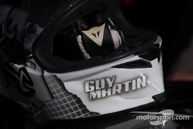 Guy Martin dettagli