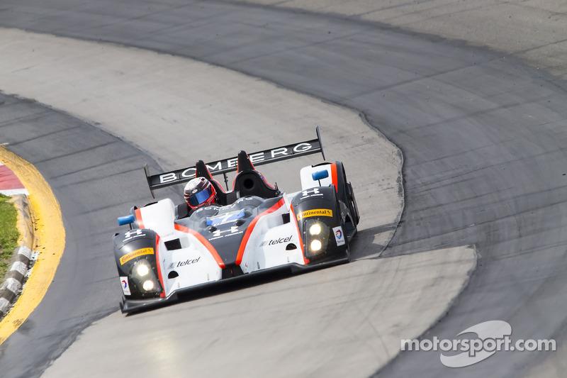 #7 Starworks Motorsport ORECA FLM09: 马丁·弗恩塔斯, 山姆·伯德