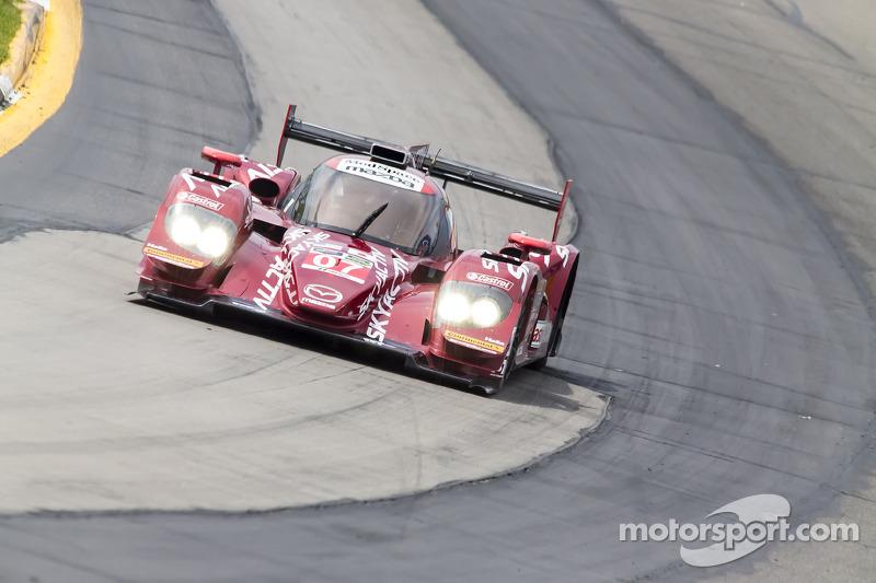 #07 SpeedSource Mazda Prototype: Joel Miller, Tristan Nunez
