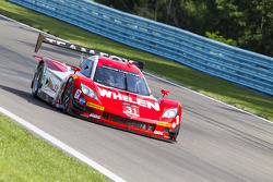 #31 Marsh Racing Corvette DP: Eric Curran, Boris Said