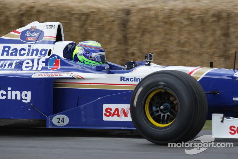 Williams Renault FW18