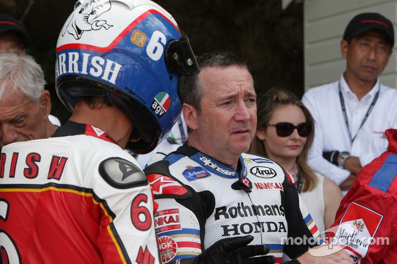 Steve Parrish e Freddie Spencer