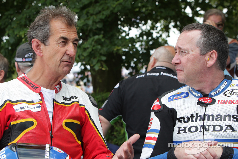 Steve Parrish e Freddie Spencer