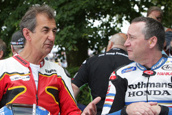 Steve Parrish et Freddie Spencer