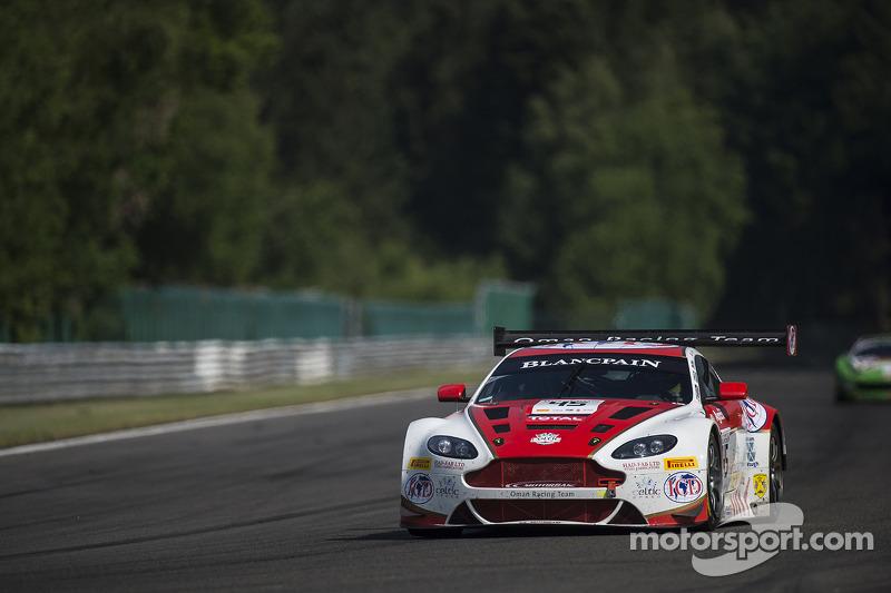 #45 Oman Racing Team 阿斯顿马丁 Vantage GT3