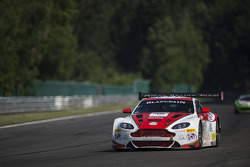 #45 Oman Racing Team Aston Martin Vantage GT3