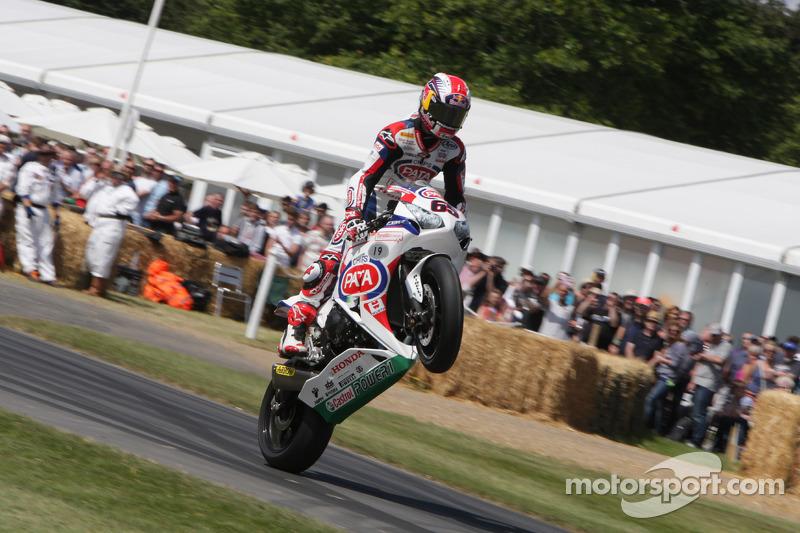 Honda CBR 1000RR - Jonathan Rea