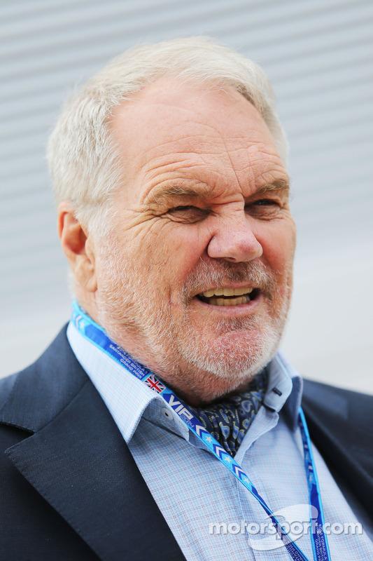 Patrick Head, Diretor de Engenharia da Williams