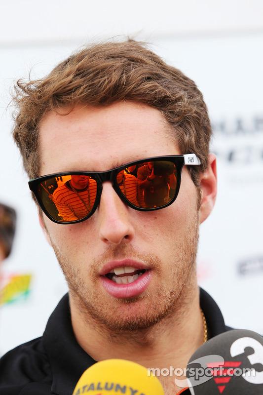 Daniel Juncadella, Sahara Force India F1 Takımı Test ve Yedek Pilotu ve medya
