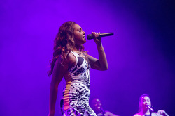 Jessica Mauboy performs