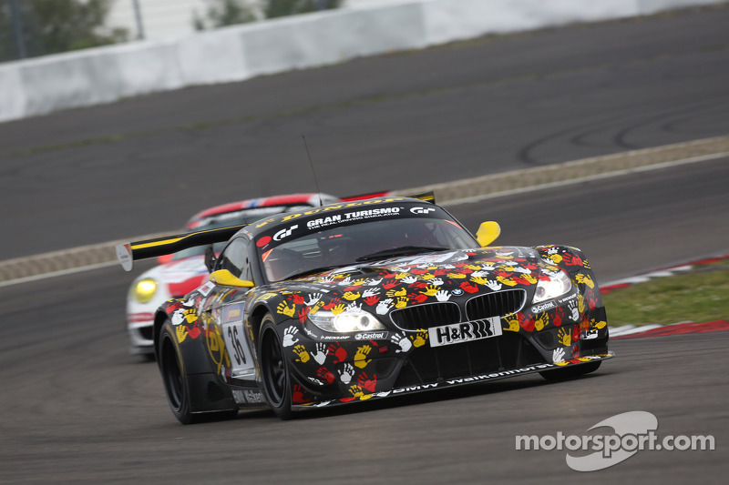 #36 Walkenhorst Motorsport 宝马 Z4 GT3: 拉尔夫·厄费尔豪斯, 斯蒂凡·奥斯特, 彼得·波萨维奇