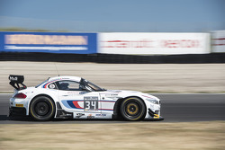 #34 Roal Motorsport BMW Z4: David Fumanelli, Stefano Colombo