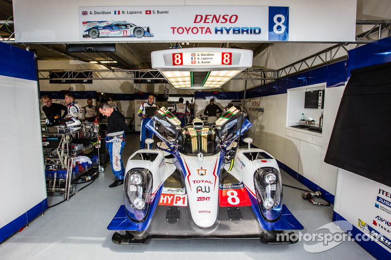 Le Mans 2014: Toyota's TS040 had the pace to win