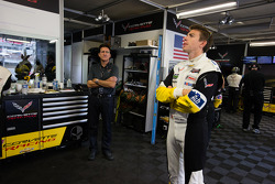 Ron Fellows et Tommy Milner