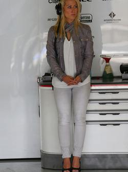Jennifer Becks, Sauber