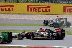 Rennstart: Sergio Perez, Sahara Force India