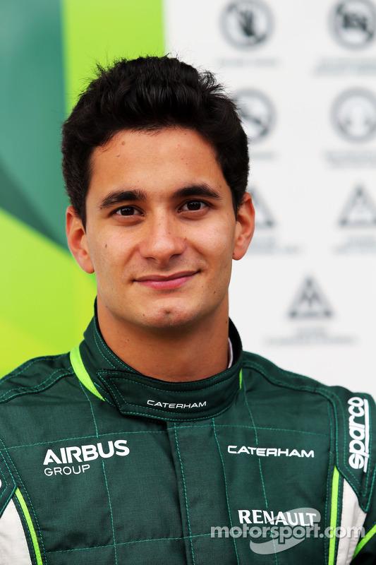Julian Leal, Caterham F1 Team