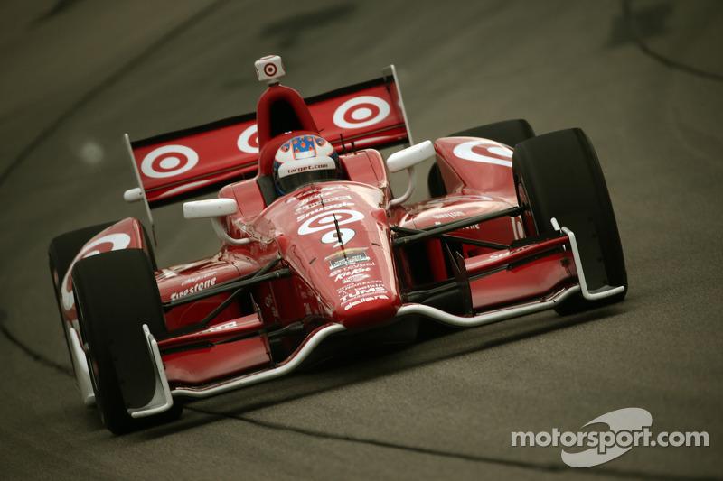 2014: Scott Dixon (Ganassi-Chevrolet) mit 17,279 Sekunden