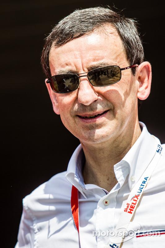 François Fillon, presidente da ACO (associação francesa, que organiza as 24 horas de Le Mans)