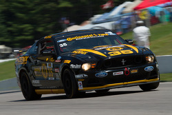 #35 Phoenix American Motorsports 野马 Boss 302R: 普雷斯顿·卡尔弗特, 库尔特·雷泽塔诺