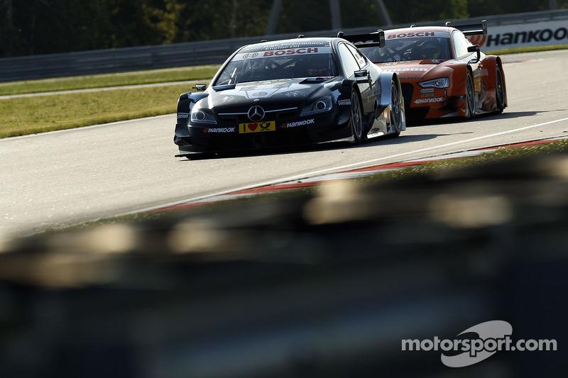 Christian Vietoris, Mercedes AMG DTM-Takımı HWA DTM Mercedes AMG C-Coupe, Jamie Green, Audi Sport Takımı Abt Sportsline Audi RS 5 DTM