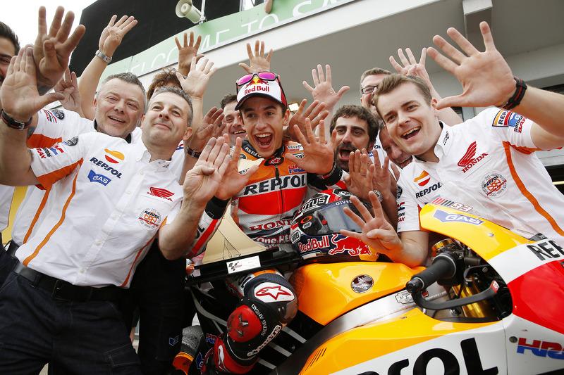 2014: Marc Marquez (Honda)