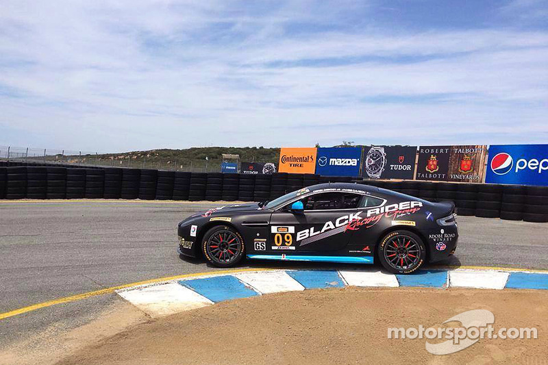 #09 TRG Aston Martin Vantage: Derek DeBoer, James Davison