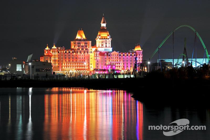 O contrato entre a F1 e o GP da Rússia no Autódromo de Sochi vai até 2025