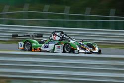 #77 Ligier JS-53 Evo CN Prototip: Mathias Beche, Kevin Tse, Frank Yu