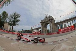 Juan Pablo Montoya, Penske Racing Chevrolet