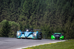 #43 Morand Racing Morgan Judd: Gary Hirsch, Pierre Ragues, Christian Klien