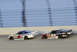Trevor Bayne and James Buescher