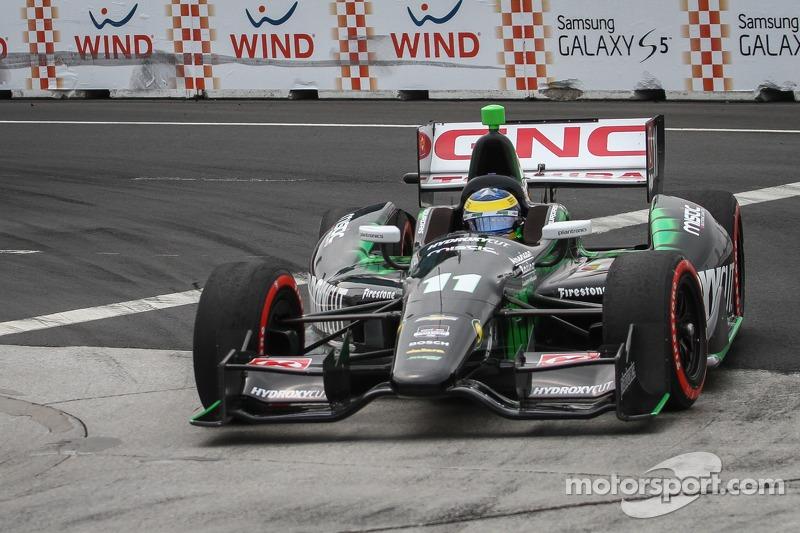 Sébastien Bourdais, KVSH corsa Chevrolet
