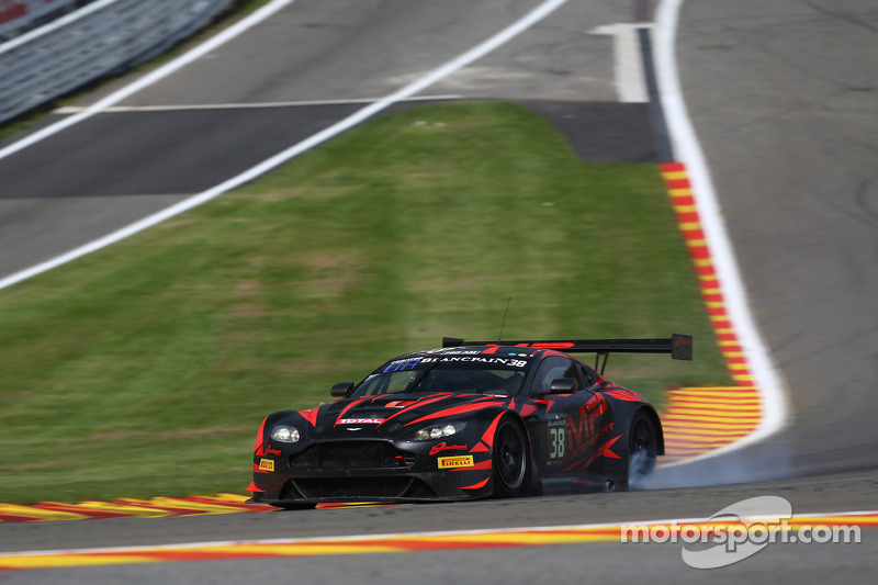 #38 MP Motorsport AMR 阿斯顿马丁 Vantage GT3: 马克·普尔, 乔·奥斯博尔内, 理查德·阿布拉, 达伦·特纳