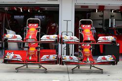 Ferrari F14-T burunları