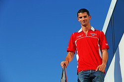 Alexander Rossi, Marussia F1 Takımı Yedek Pilotu